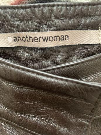 Срочно Наруральная кожа женские брюки