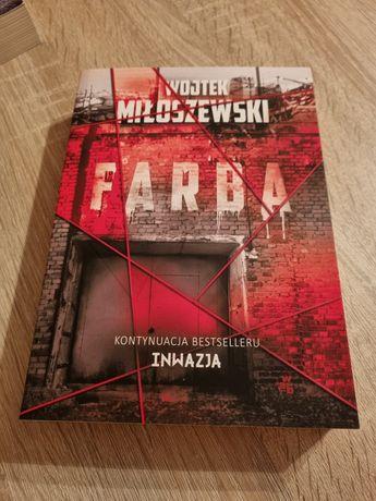 Farba W. Miłoszewski książka