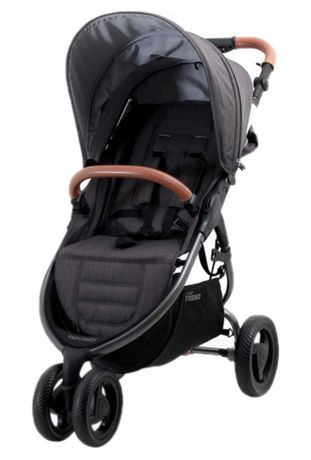 Коляска прогулочная Valco baby Snap 3 Trend Charcoal