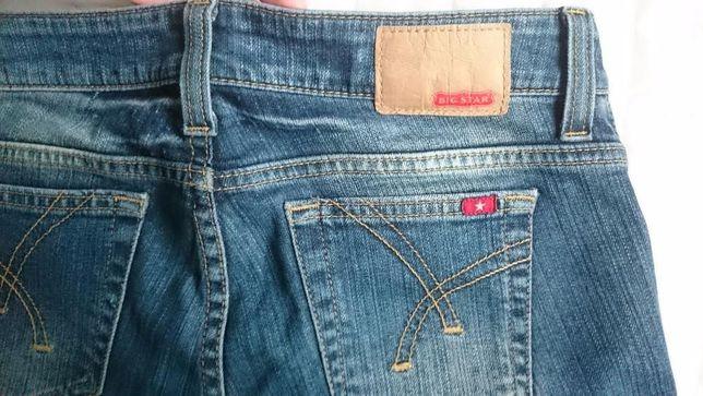 Spodnie jeans Big Star damskie