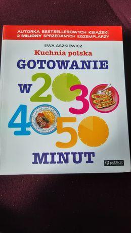 Gotowanie kuchnia polska, książka kucharska Ewa Aszkiewicz