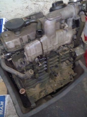 Motor VW golf 4 1.9 TDI avariado