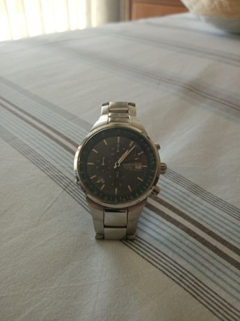 Relógio Casio Oceanus