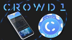 СЕТЕВОЙ маркетинг CROWD1 платформой цифрового онлайн-маркетинга