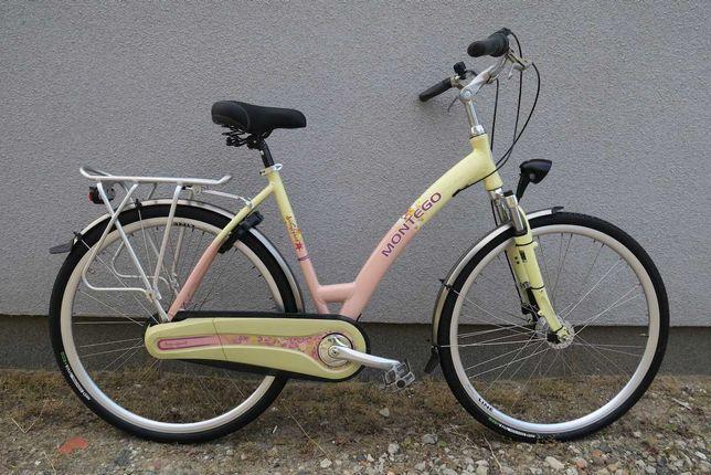 Wygodny rower holenderski Montego Avantgard Alu Nexus