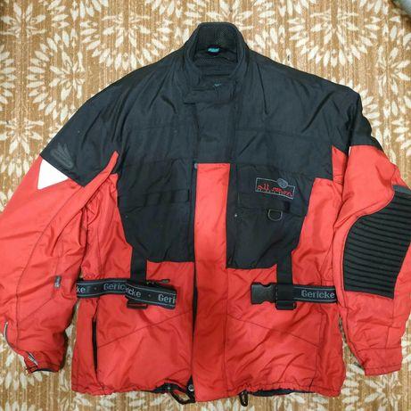 Gericke XXL (52-54) мото куртка , состояние идеальное