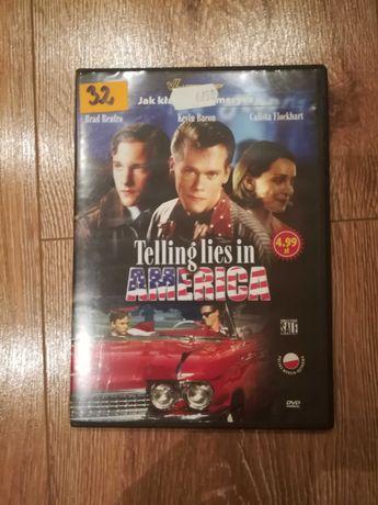 Jak kłamać w Ameryce - film DVD