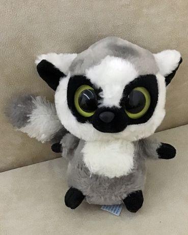 Глазастик єнот мяка іграшка