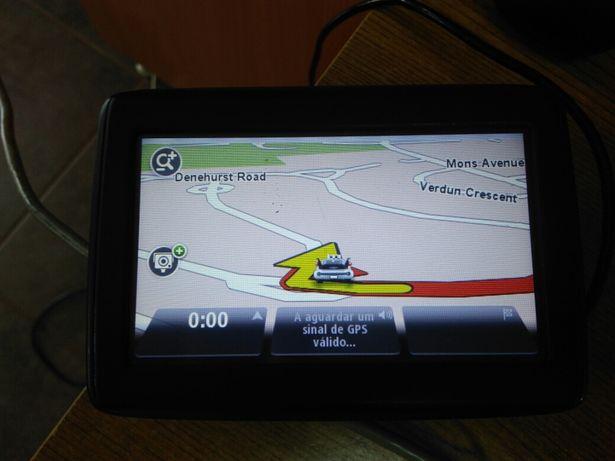 GPS tomtom Reino Unido