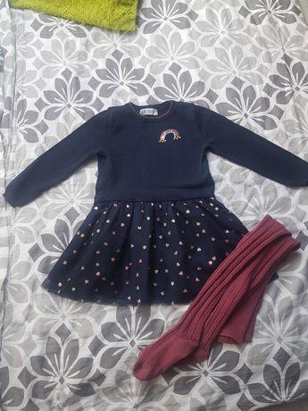 Sukienka H&M rozmiar 92