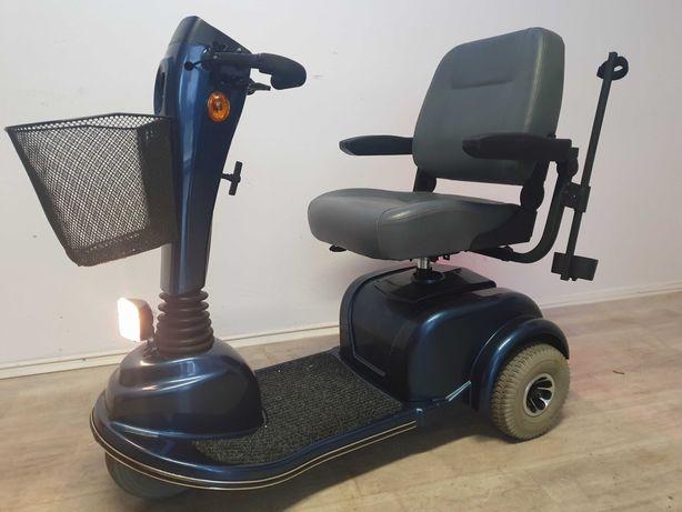 skuter inwalidzki elektryczny wózek trzykołowy SWIFT angielski