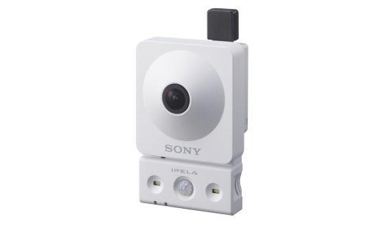 Bezprzewodowa kamera do monitoringu Sony HD IP z czujnikiem PIR