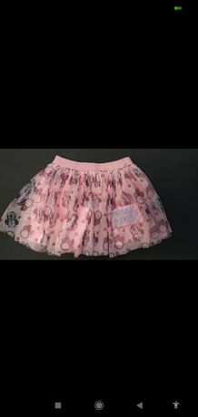 Disney bajkowa spódniczka spódnica Myszka Minnie tutu 80cm vint
