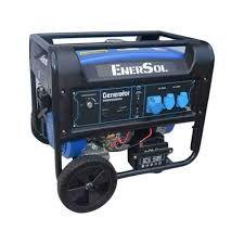 Бензиновый генератор ENERSOL SG-7E(B) новый
