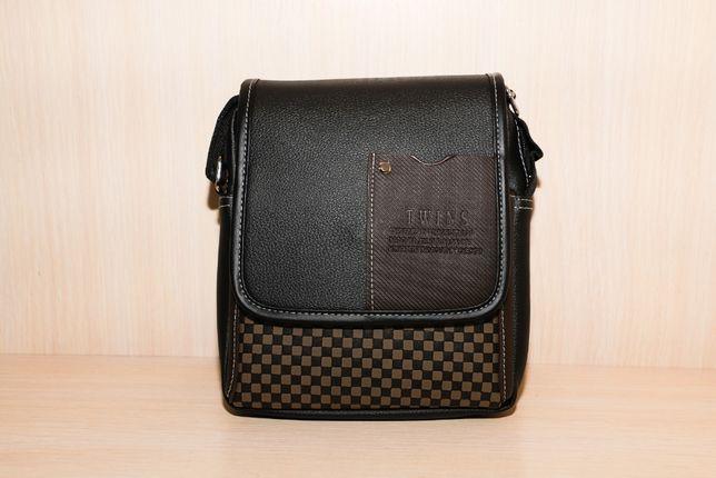 Мужская сумка TWINS Чоловіча сумка. Сумки на подарок!!!
