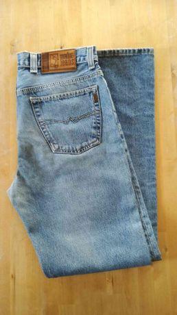 Dzinsy Madoc jeans Denim męskie
