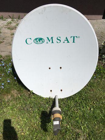 Antena satelitarna 80 cm z konwerterem