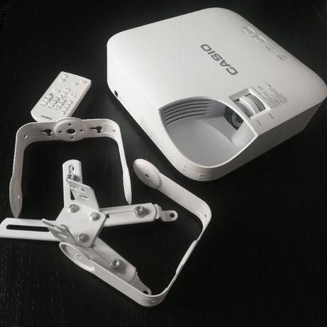 Projetor de Vídeo Casio XJ-V2 1024x768 Usado Compatível com HDMI