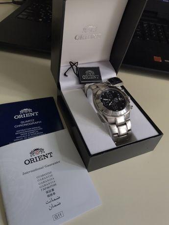 Титановые часы Orient CTD08001B0