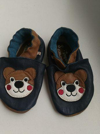 Дитяче взуття, тапочки для маленьких, Пинетки детские