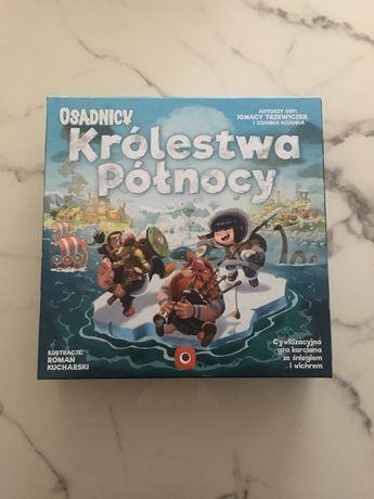 Gra Osadnicy Królestwa Północy