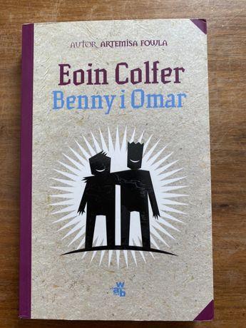 Urocza książka Benny i Omar
