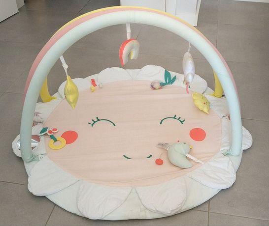 Tapete ginásio atividades bebé