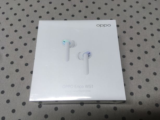 Oppo Enco W51 - Headphones CAIXA SELADA