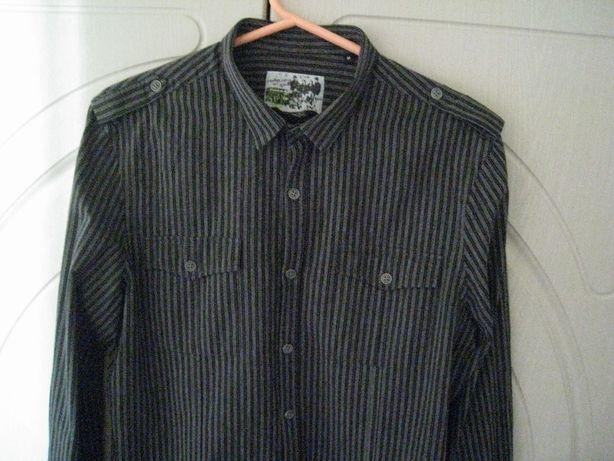 рубашка коттон Riwer Island на подростка, р.44 / М