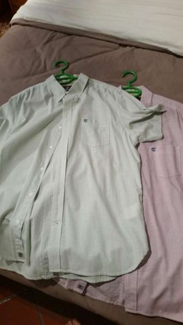 Timberland Camisas Manga Curta