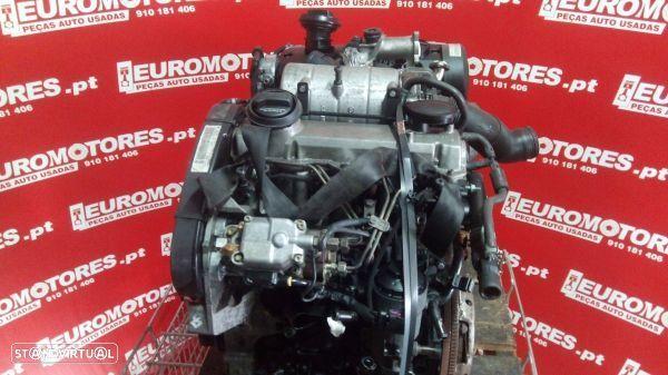 Motor Completo Seat Ibiza 6L 1.9SDi [ ASY ]