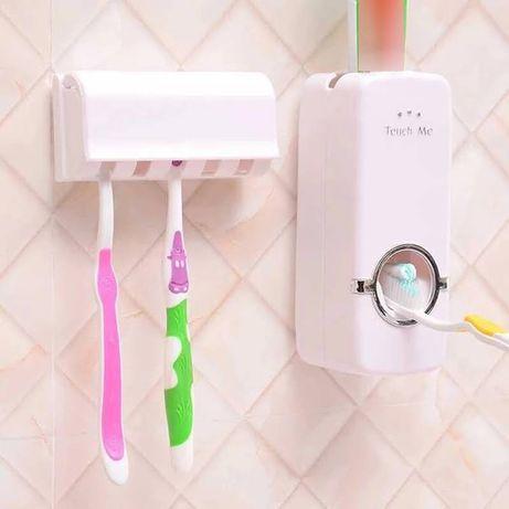 Dispensor Pasta de dentes