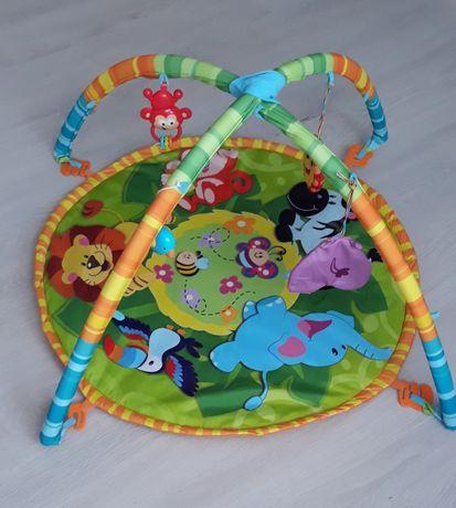 Развивающий коврик для младенцев Winfun