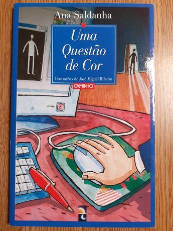 """Ana Saldanha - """"Uma Questão de Cor"""" - NOVO !"""