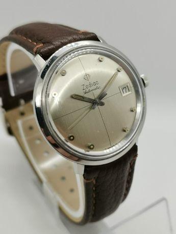 Zodiac Automatic zegarek Stan !! 34 mm lata'60