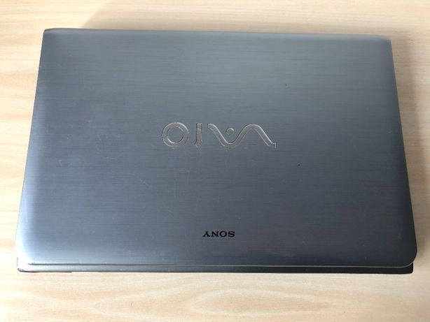 "laptop Sony Vaio, sprawny 15.6"" i3-2328M, RAM 4GB DDR3"