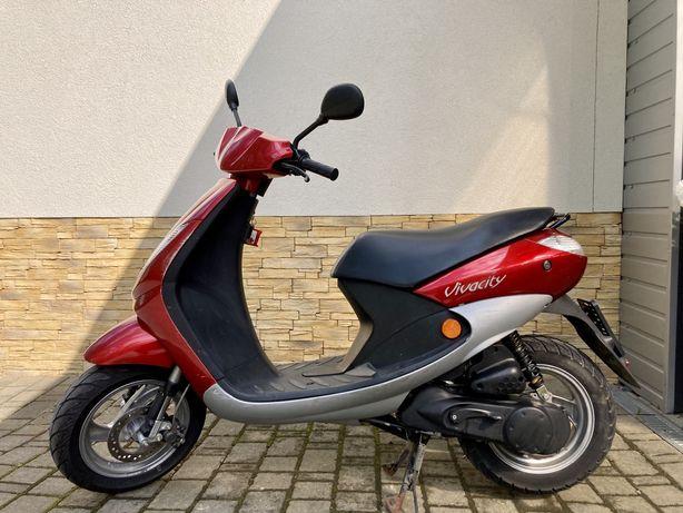 Skuter Peugeot Viva City 50 2T