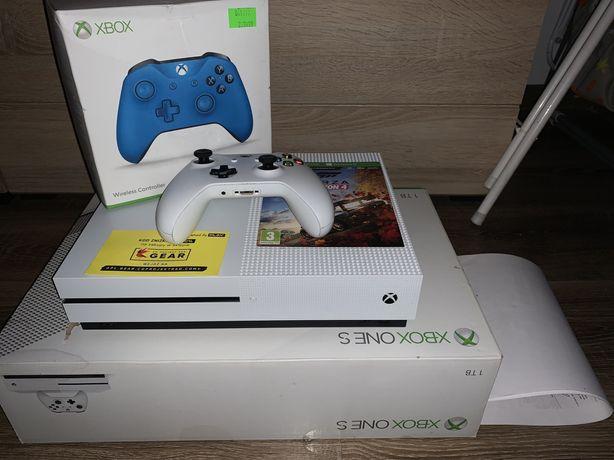 Microsoft Xbox One S 1TB 2 Pady Gry Gratis!