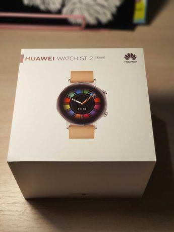 Продам новые смарт часы Huawei Watch GT2 42 mm (до 10 дней)