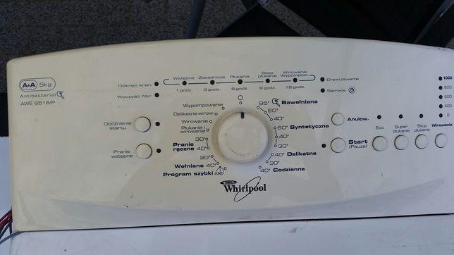 Whirlpool AWE 6516/P części