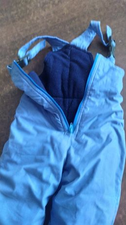 Spodnie zimowe dziecięce rozmiar 92