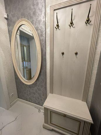 Прихожая ( шкаф для обуви , вешалка , зеркало )