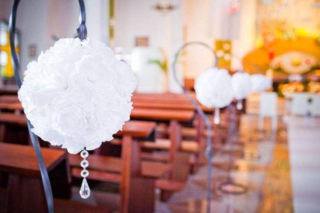 Sprzedam stojaki dekoracyjne 150cm ślub i wesele