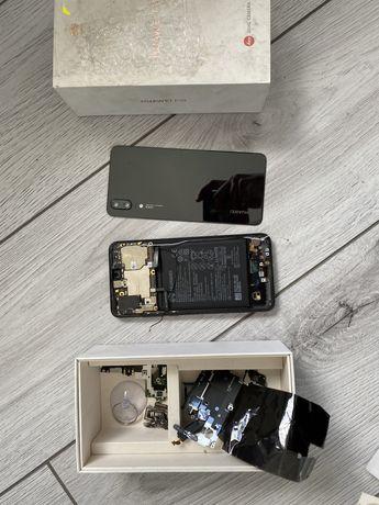 Huawei P20 uszkodzony