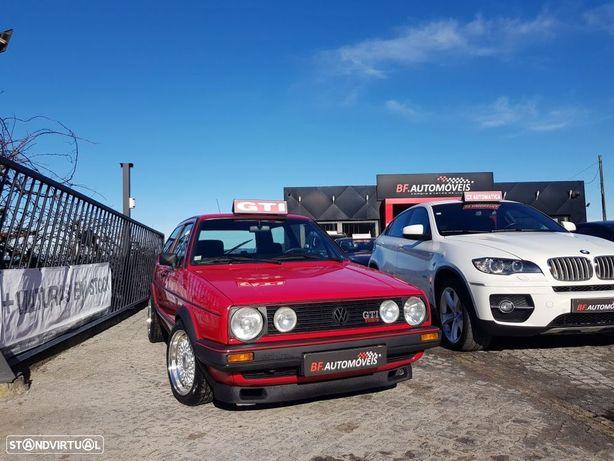 VW Golf 1.8 GTI 16V