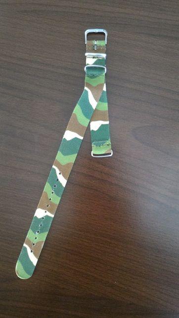 Ремешок для часов НАТО камуфляж