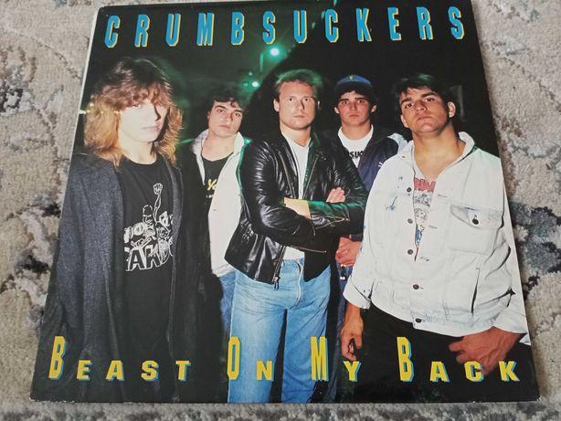 Płyta winylowa Crumbsuckers-Beast on my back