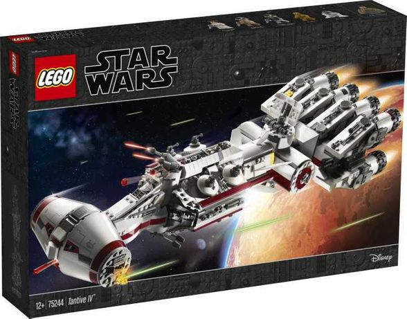 Tantive IV 75244 (Тантив 4) - Lego Star Wars