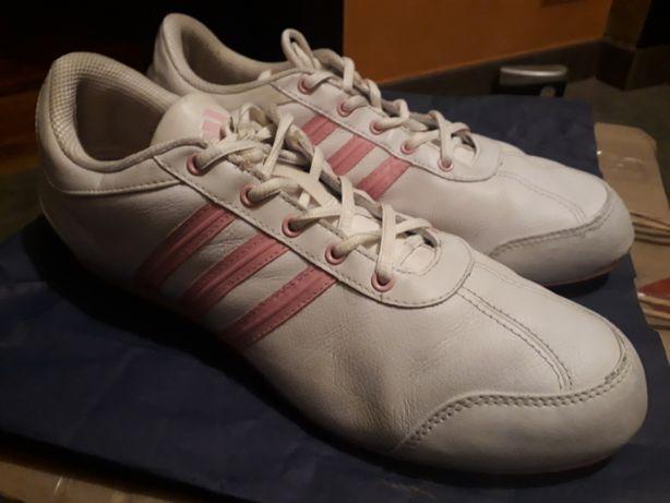 Продам кроссовки Adidas (натуральная кожа)