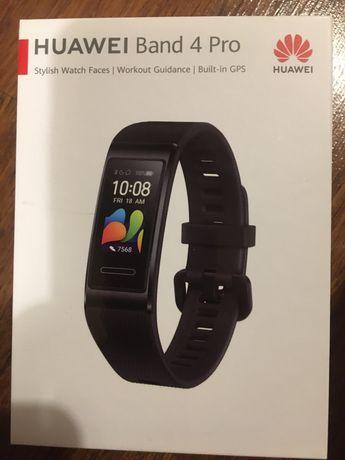 Smartband Huawei 4 Pro